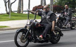 Tatouage bras homme biker