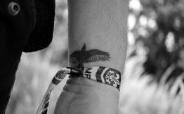 Tatouage bras homme animaux