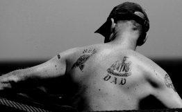 Tatouage homme bras petit